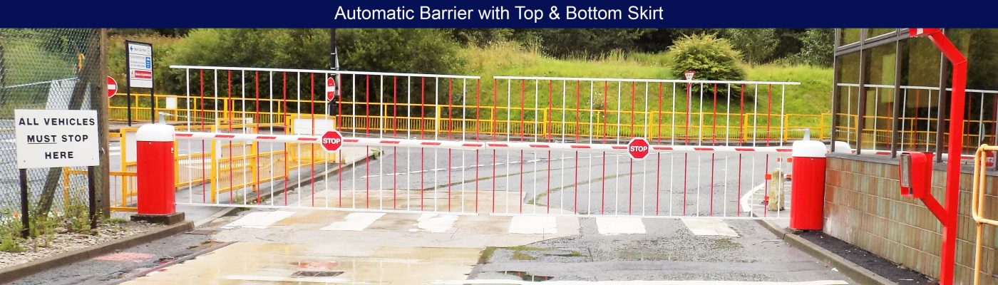 Gates and Barriers - Technology Solutions Ltd